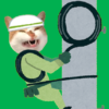 電柱タマスケ