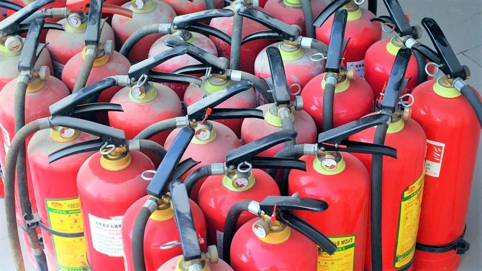 消防用設備点検