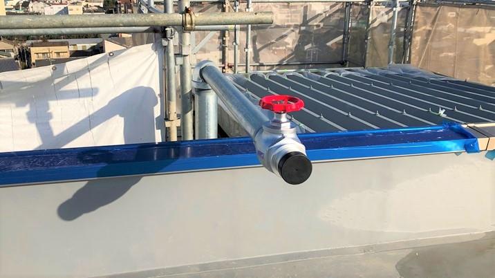 屋上テスト弁 連結送水管