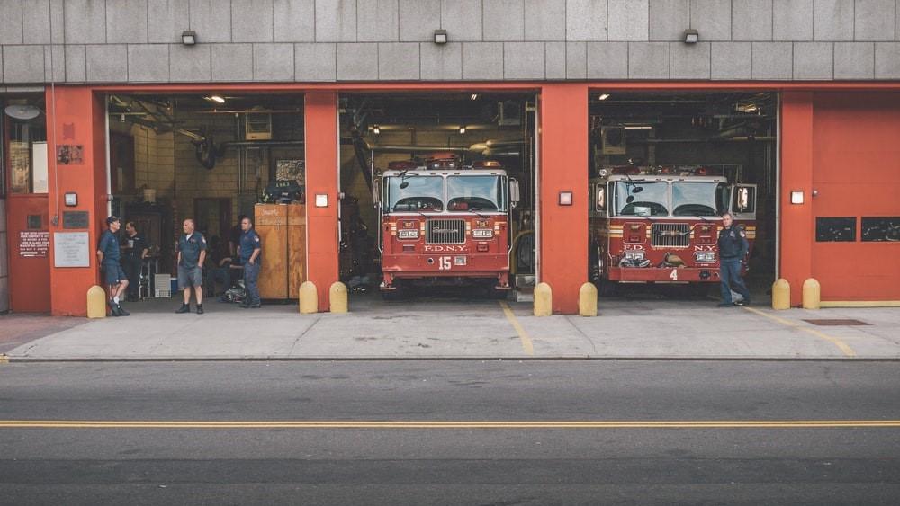 所轄消防署 消防点検 報告