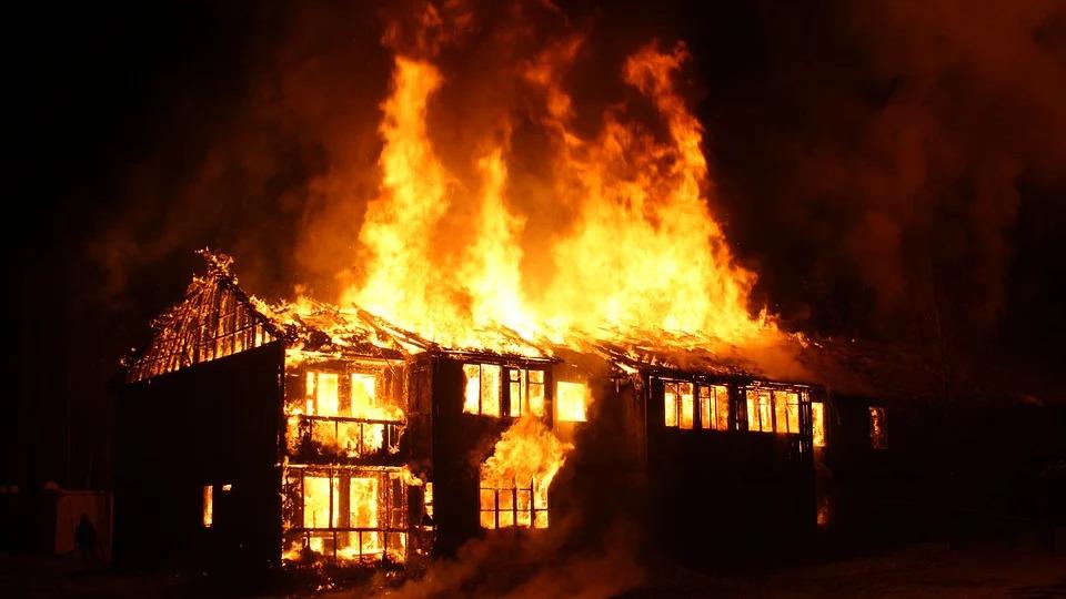 火災 建物