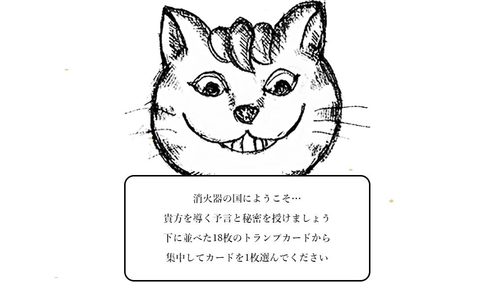アリスの猫