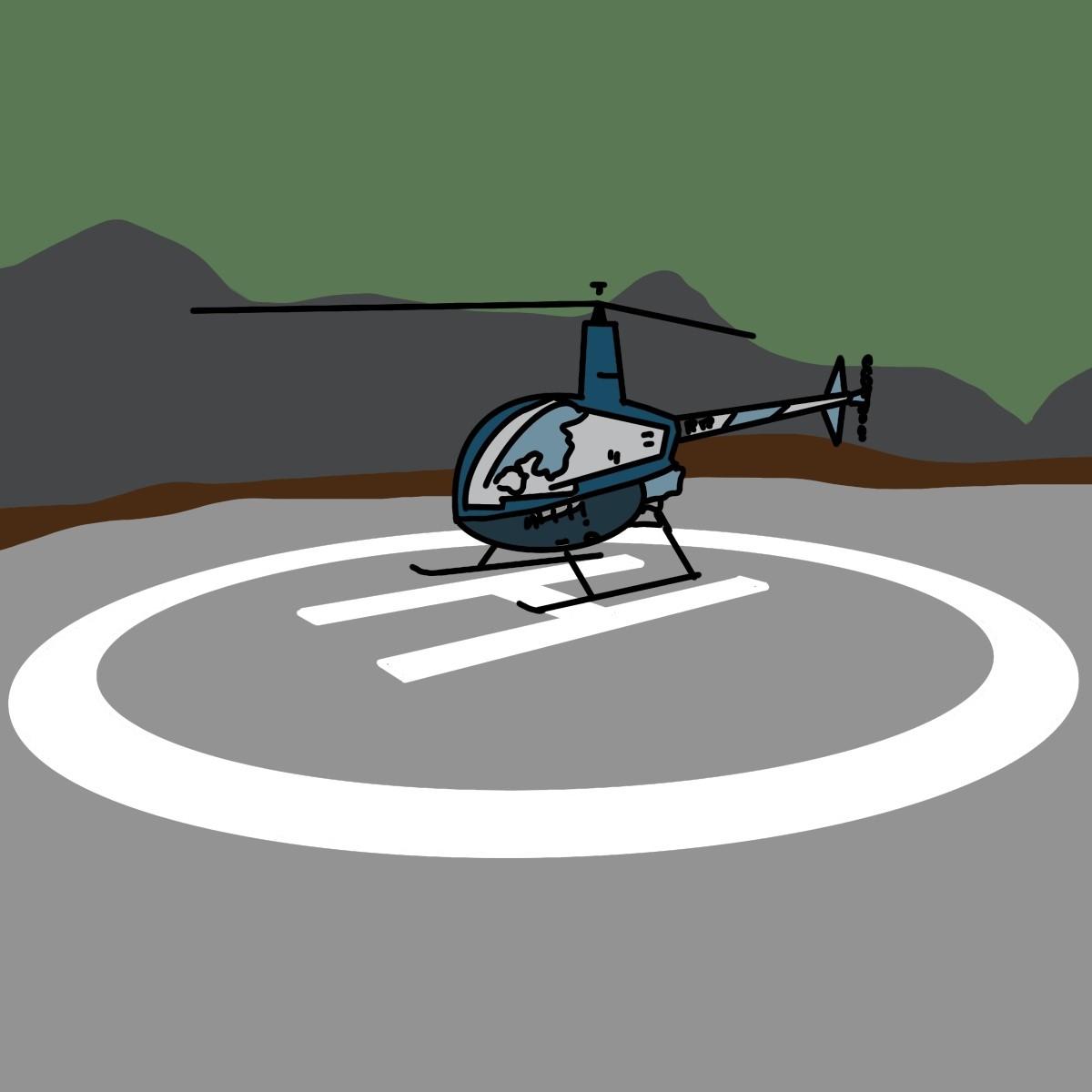 ヘリポート